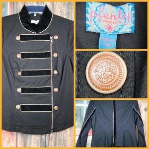 Anthro Plenty by Tracy Reese Lieutenant's Jacket 8